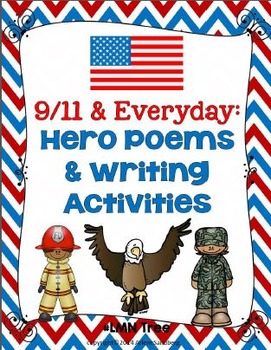 9/11 and Everyday Hero Poetry Packet