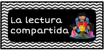 99 Etiquetas para el salón y la biblioteca (Classroom + Book Bin Labels Spanish)