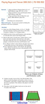 """9.2 Converting """"Easy"""" Fractions to Decimals and Percents- Everyday Math, Grade 4"""