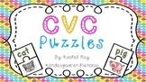96 CVC Puzzles
