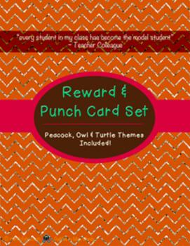 96 Reward & Punch Cards