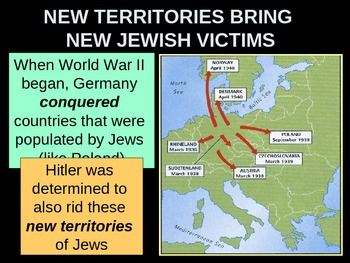 UNIT 12 LESSON 7. WWII#7: The Holocaust POWERPOINT