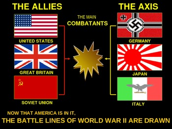 UNIT 12 LESSON 9. WWII#9: The Allied Home Front POWERPOINT