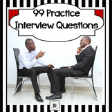 99 Practice Interview Questions