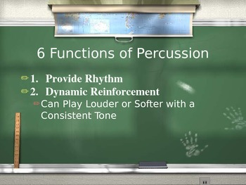 99 Ways to Improve Percussionists - Power Point
