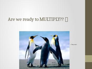 9's Multiplication Facts Quiz