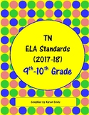 9th-10th Grade TN ELA Standards (2017-18)