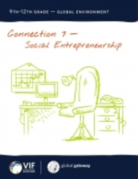 9th-12th Grade Social Entrepreneurship III