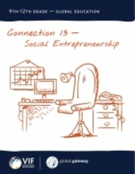 9th-12th Grade Social Entrepreneurship V