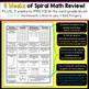 Algebra 1 Homework or Algebra 1 Warm Ups & Bell Ringers 10