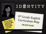 9th Grade English Full Year Curriculum Map
