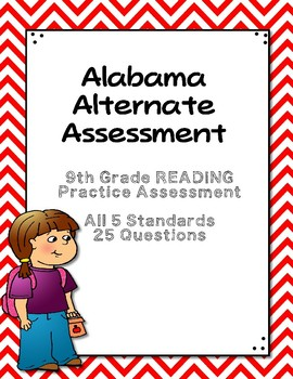 9th Grade Reading Extended Standards Practice Test AAA