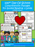 A+ 100th Day Comprehension: Differentiated Instruction For Guided Reading