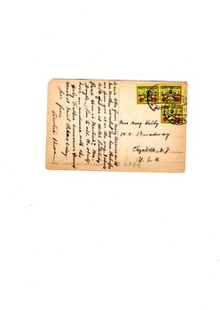 A 1913 Vatican Postcard Christians and Lions  For Class Discussion