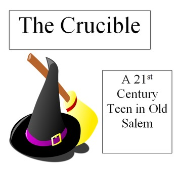 A 21st Century Teen in Old Salem