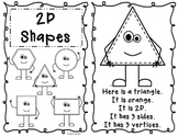 A 2D Shape Book