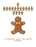 A 3-5 Gingerbread Man Unit