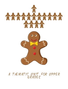 A 3-5 Gingerbread Man Unit