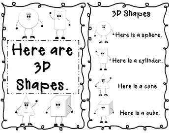 A 3D Shape Book