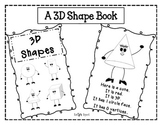 A 3D Shape Book