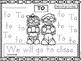 A+ 50 Kindergarten Sight Words: School Theme Handwriting Practice