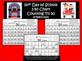 A+ 5oth Day of School: 1-50 Chart...Counting and Writing to 50