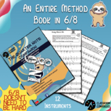 A 6/8 Method Book! An easy and progressive approach to 6/8