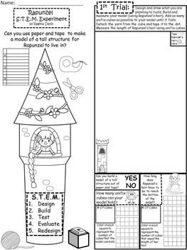 STEM: 8 Bundled Activities Set 1...Science, Technology, Engineering & Math