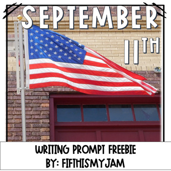 A 9/11 Writing Prompt