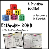 An Activity Booklet All About Division : A Resource in Spanish