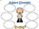 A+ Albert Einstein ...Three Graphic Organizers II