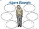 A+ Albert Einstein ...Three Graphic Organizers