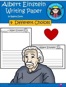 A+ Albert Einstein ... Writing Paper