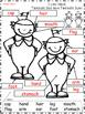 A+ Alice In Wonderland: Tweedle Dee and Tweedle Dum Labels