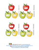 A Apple Braille Shortform File Folder Game
