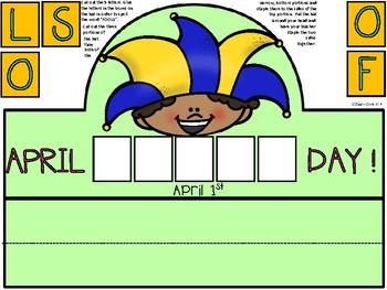 A+ April Fools Day Hats