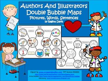 A+ Authors And Illustrators....Double Bubble: Words,Senten