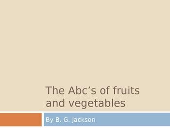 A B C Book