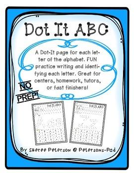 A-B-C Dot-It {NO PREP}