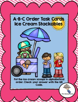 A-B-C Order Task Cards