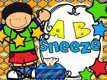 A B Sneeze