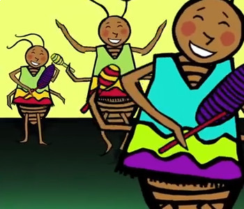 A Bilingual La Cucaracha (Song + Lyrics + Teaching Activities)