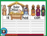 A+  Baby Jesus ... Three Graphic Organizers