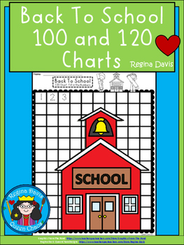 A+ Back To School 100 and 120 Chart