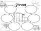 A+  Back To School  FREEBIE ... Three Graphic Organizers