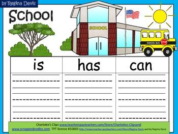 A+  Back To School  FREEBIE ... Three Graphic Organizers