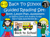 A+ Back To School-Level G-12 Guided Reading-Book, Lesson P