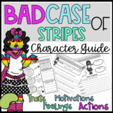 A Bad Case of Stripes Character Guide: Traits, Feelings, Motivations, Actions