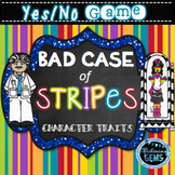 A Bad Case of Stripes - Character Traits & Feelings Game
