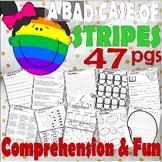 A Bad Case of Stripes * Comprehension Book Companion Activity Unit Back School